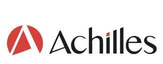 achilles logo baked